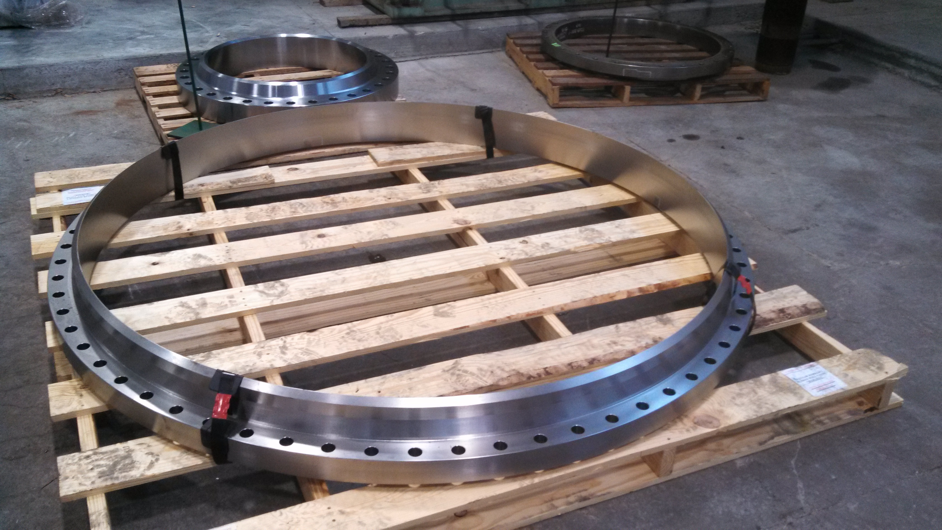 Did you mean TEXAS FLANGE? – Carbon Steel / Stainless / Alloy